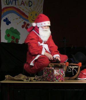 Schulweihnachtsfeier 2017
